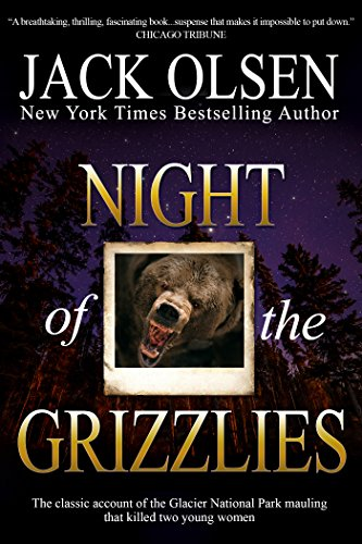 Night of the Grizzlies cover