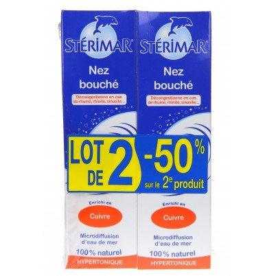 Strimar Nez Bouch Lot de 2