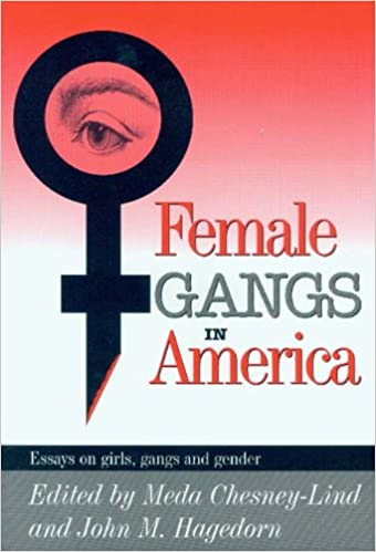 com female gangs in america essays on girls gangs and  com female gangs in america essays on girls gangs and gender 9780941702478 meda chesney lind john m hagedorn books