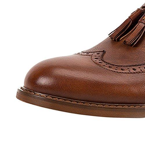 Chaussures marron unisexe aGQyJj