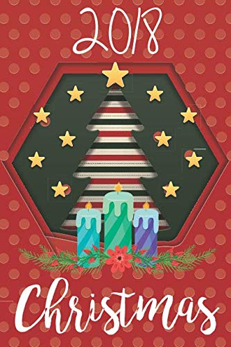 2018 Christmas: Countdown to Christmas Party (Christmas Happy Planner)