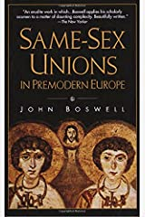 Same-Sex Unions in Premodern Europe Paperback