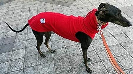 Lucas & Lola Forro Polar para Galgo (50, Rojo): Amazon.es: Productos para mascotas