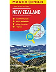 New Zealand Marco Polo Map (Marco Polo Maps)