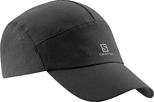 - Salomon Unisex Softshell Cap,Black,One Size
