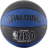 "Spalding NBA Varsity Basketball 28.5"" - Blue/Black"