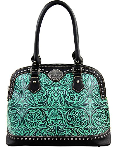 montana-west-womens-trinity-ranch-turquoise-tooled-design-handbag-black-one-size