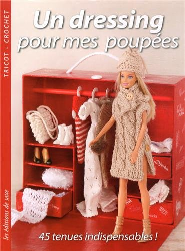 Burda Craft Patron de Couture Facile 8576 Barbie Style Vêtements de Poupée 23a276df050