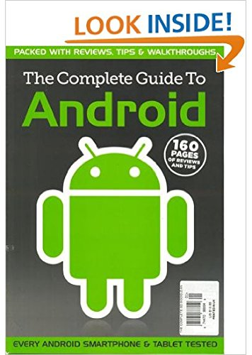 The Complete Guide to Google Android by IDG Communications