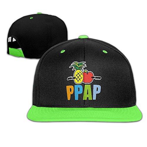 Kids Boy's & Girl's Ppap Apple Pineapple Outdoor Hip Hop Hiking Cotton Cap Adjustable - Fanta Girl Costume