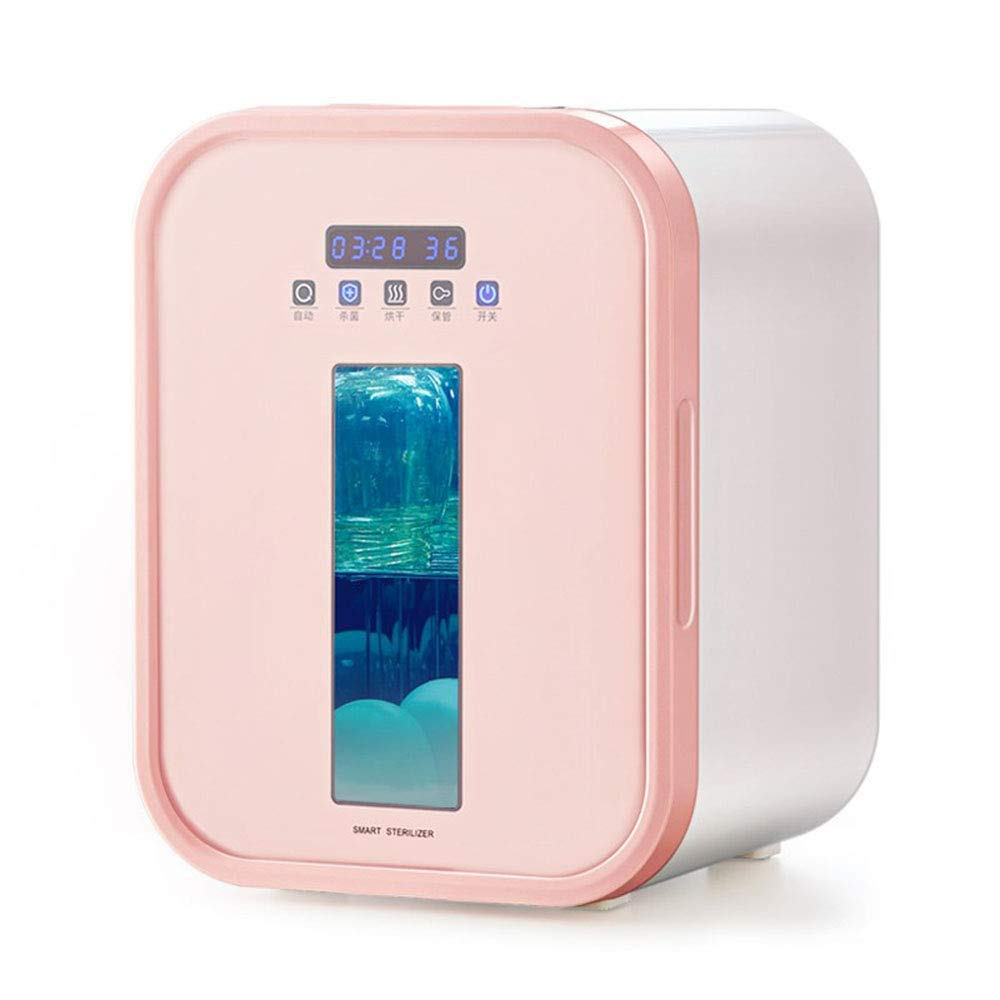 Sterilizer, Baby Bottle Disinfection Cabinet Household Mini Underwear Clothes Dryer Ultraviolet Light Ozone Sterilization Machine Manicure Set Dental