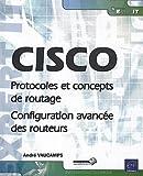 CISCO - Protocoles et concepts de routage - Configuration avancée des routeurs