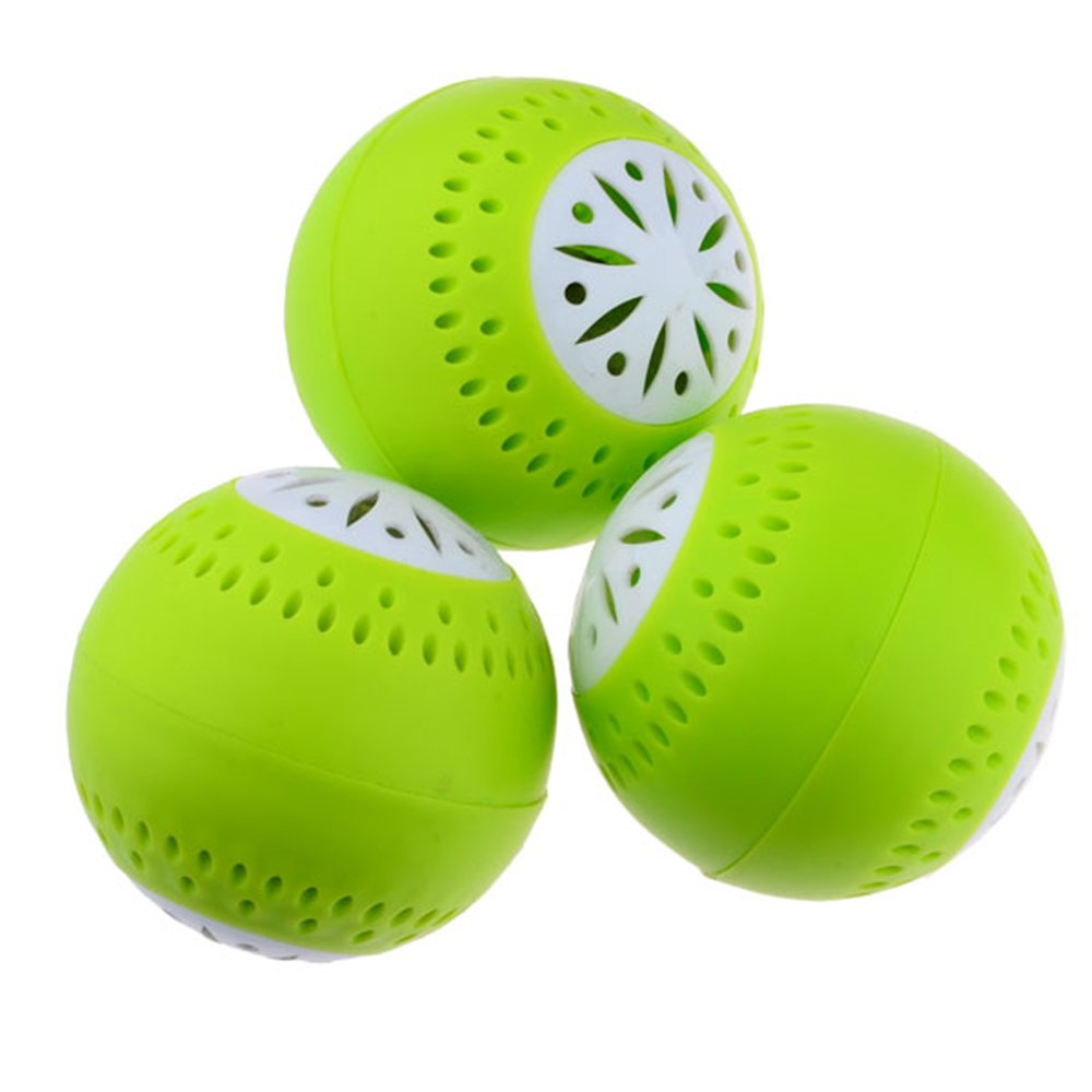 As Seen on TV Fridgeballs Keeps Produce up to 60 Days Longer Pack of 3