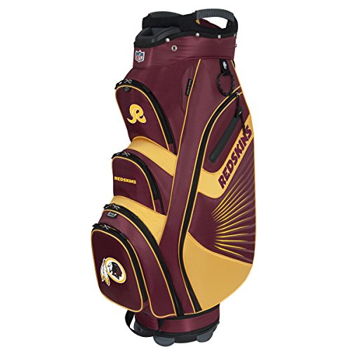 (Team Effort NFL Washington Redskins The Bucket II Cooler Cart Bag)