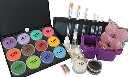 TAG Face Paint Starter Kit by TAG Body Art