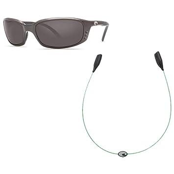 Amazon.com: Costa Del Mar Brine - Gafas de sol para hombre ...