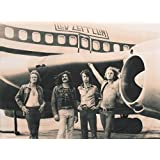 Led Zeppelin Collections Fabric Poster Print, 40x30