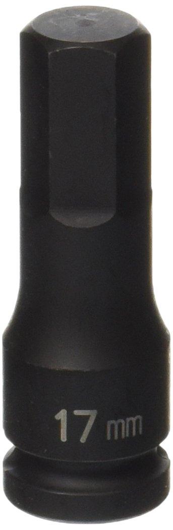 Grey Pneumatic (2917M) 1/2' Drive x 17mm Hex Driver Socket