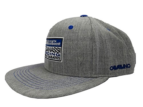Amazon.com  CGR Ford Racing Burnout Snapback Hat in Grey  Clothing 9c9720039e9