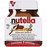 Las porciones individuales Nutella 40 x porción 15g