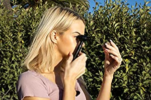 RA Bock TUFF Scope Ultra-Rugged LED Field Otoscope with Protective Hard Plastic Case Also Works as a Veterinary Otoscope