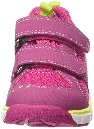 Bébé Chaussures Superfit Rose Fille 63 Mini Lumis Marche Pink IwCxCf7Eq