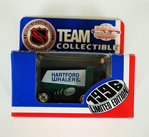 1996-nhl-team-collectible-150-scale-diecast-collectors-zamboni-hartford-whalers
