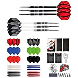 Red Dragon Ultimate Darts Collection Set with Flights, Shafts & Red Dragon Checkout Card