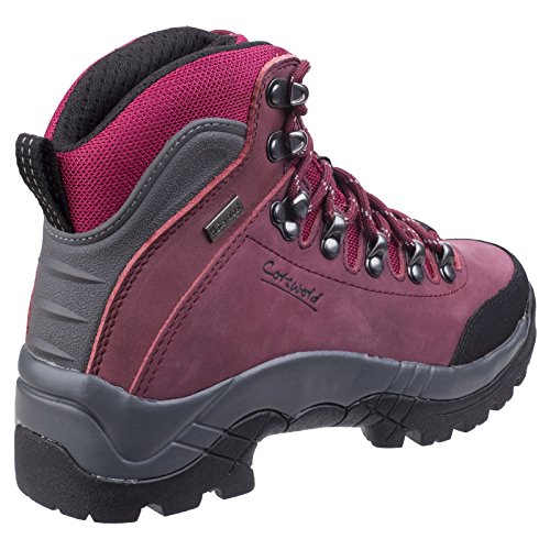 Cotswold Mens Westonbirt Waterproof Hiking Boots Red ShRw2Kmp3