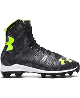 Amazoncom Under Armour Kids Boys C1n Mc Jr Football Shoe