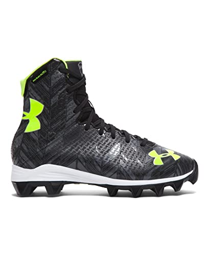 496811c145d3 Under Armour Kids  UA Highlight RM Jr. Lacrosse Cleats 1.5 Black