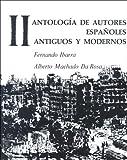 img - for Antologia de Autores Espa?de?ed???oles, Vol II: Antiguos y Modernos by Fernando Ibarra (1995-06-05) book / textbook / text book