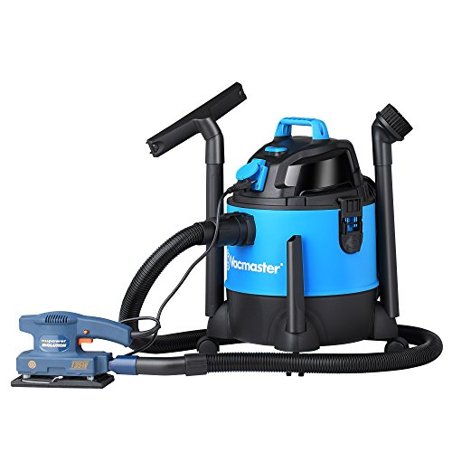 Vacmaster Multi 20 Wet & Dry Dust Extractor Vacuum Cleaner with PTO. 20...