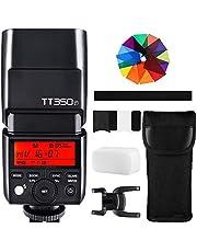 GODOX TT350F TTL 2.4G Camera Flash GN36 1/8000s HSS Wireless Mini Flash Speedlight for Fuji Fujifilm Cameras
