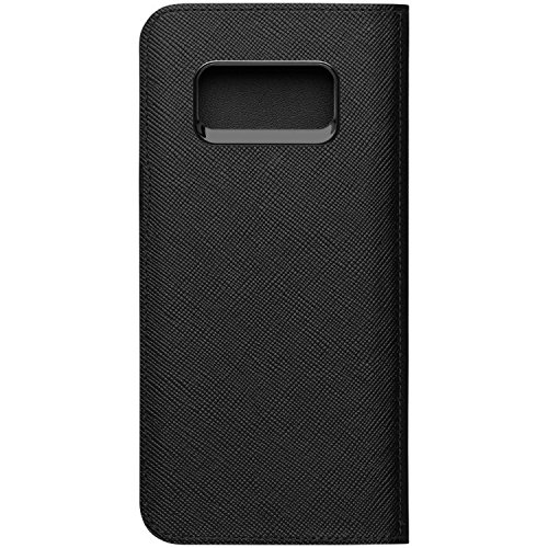 Genuine Original Official Montblanc Sartorial Saffiano Leather Flip Cover Case Meisterstuck 117757 for Samsung Galaxy S8 (SM-G950) by MONTBLANC (Image #2)
