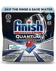 - Quantum - 82ct - Dishwasher Detergent - Powerball - Ultimate Clean & Shine - Dishwashing Tablets - Dish Tabs