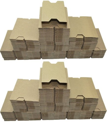 Ultimate Arms Gear 500 Pack of .223 5.56mm Stripper Clips Cardboard Box Inserts Holds 3 Clip Style of 10 RD Rounds Strips Sits in Pockets Bandoleers Bandoilers Vests Carriers Pouches