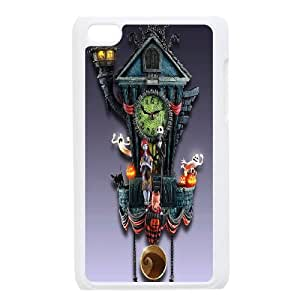 Custom Case The Nightmare Before Christmas For Ipod Touch 4 Q3V793558