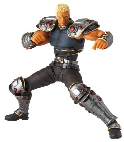 Revoltech Fist Of The North Star Raoh & Kokuoh-Go Action