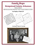 Family Maps of Hempstead County, Arkansas