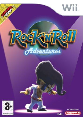 Wii Adventures Roll (Rock 'N' Roll Adventures (Wii) by DDI)