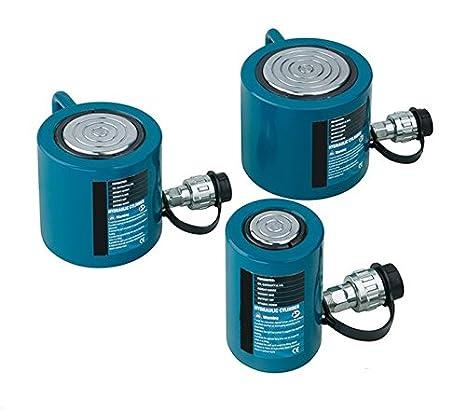 COGLDENWALL Gatos hidráulicos Serie RC 5-50 Toone para garaje y taller: Amazon.es: Coche y moto