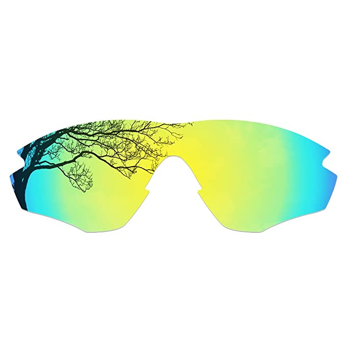 e638a42f38b50 Image Unavailable. Image not available for. Color  Dynamix Polarized  Replacement Lenses for Oakley M2 Sunglasses ...