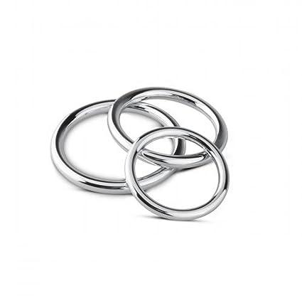 massima qualità miglior prezzo per aspetto elegante Sinner Gear - set di anelli per pene, testicoli e glande ...