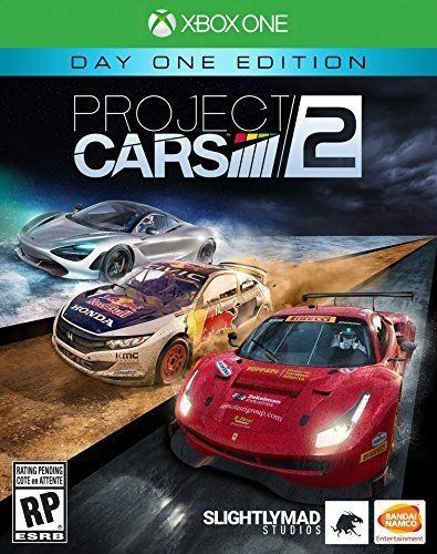 Namco Project Cars 2 Day 1 Edition (Xbox One)