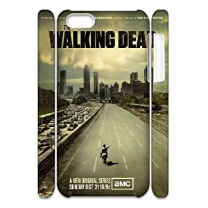 WJHSSB Customized 3D case The Walking Dead for iPhone 5C