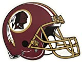 Applied Icon, NFL Washington Redskins Large Outdoor Helmet Decal