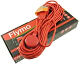 Flymo FLY102 15 m Replacement Cable to Suit Some Flymo Electric Lawnmowers - Orang