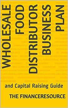 Distributor business plan