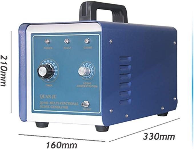 MOSMAT Purificador de Aire O3 del generador de ozono 2000mg / H ...